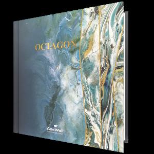 Octagon Duvar Kağıdı 1202-3