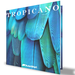 Tropicano Duvar Kağıdı 9907-1