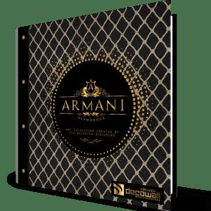 Armani Duvar Kağıdı 3012-03