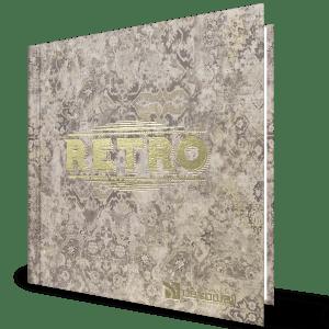 Retro Duvar Kağıdı 5007-05