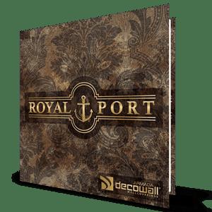 Royal Port Duvar Kağıdı 8809-06