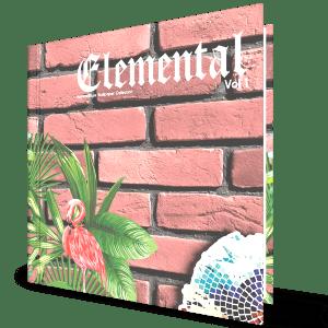 Elemental Duvar Kağıdı 42010-1