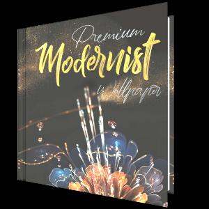 Modernist Duvar Kağıdı 42511-2