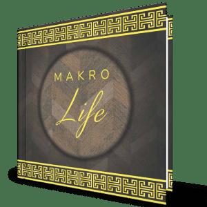 Makro Life Duvar Kağıdı 880-5