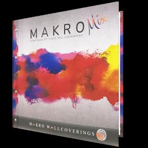 Makro Mix Duvar Kağıdı 3700-3